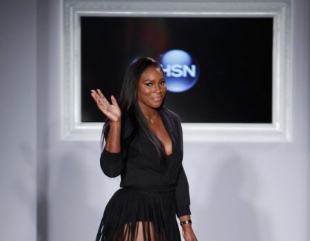 Serena Williams NY Fashion Week
